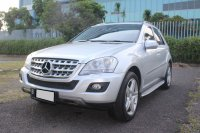 Mercedes-Benz ML Class: MERCY ML350 AMG AT 2009 SILVER (3.jpeg)