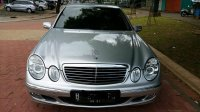 Mercedes-Benz: Mercedes Bens E Class E 260 Matic Silver Tahun 2006 Mulus Low Km (mercy3.jpg)