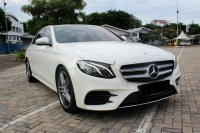 Jual Mercedes-Benz E Class: MERCY E300 AT PUTIH 2017 PAKAI 2018