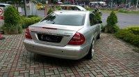 Mercedes-Benz: Mercedes Bens E Class E 260 Matic Silver Tahun 2006 Mulus Low Km (mercy9.jpg)