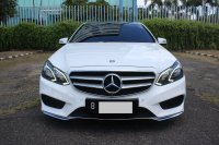 Jual Mercedes-Benz E Class: MERCY E400 AMG AT 2016 PUTIH - GOOD CONDITION