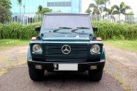 Jual Mercedes-Benz G Class: MERCY G300 AT 1997 HIJAU - ANTIK