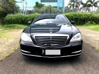 Jual Mercedes-Benz S Class: MERCY S-300 AT HITAM 2008