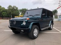 Jual Mercedes-Benz G Class: MERCY G300 AT HIJAU 1997