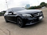 Jual Mercedes-Benz C Class: MERCY C200 ECOBOOST AT 2019 HITAM