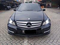 Jual Mercedes-Benz C Class: MERCEDES BENZ C250 CGI AT 2012