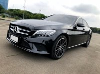 Jual Mercedes-Benz C Class: MERCY C200 ECOBOOST AT HITAM 2019