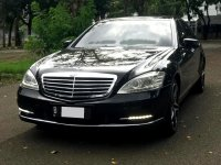 Jual Mercedes-Benz S Class: MERCY S300 AT 2008 HITAM