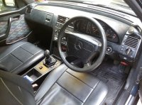 Jual Mercedes-Benz: Mercy C180 Manual 96 Pajak Panjang AN Sendiri