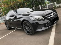 Jual Mercedes-Benz C Class: MERCY C200 EQBOOST AT HITAM 2019