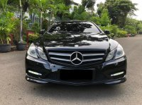 Jual Mercedes-Benz E Class: MERCY E250 AT COUPE HITAM 2013