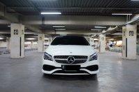 Mercedes-Benz CL Class: 2017 Mercedes Benz CLA 200 AMG line Sport AT Antik tdp 197jt