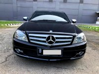 Jual Mercedes-Benz C Class: MERCY  C200 AVANGARDE AT HITAM 2008