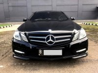 Jual Mercedes-Benz E Class: MERCY E250 COUPE AT 2013 HITAM