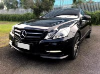Mercedes-Benz E Class: MERCY E250 COUPE AT 2013 HITAM (8.jpeg)