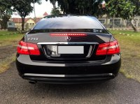 Mercedes-Benz E Class: MERCY E250 COUPE AT 2013 HITAM (12.jpeg)