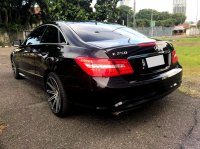 Mercedes-Benz E Class: MERCY E250 COUPE AT 2013 HITAM (11.jpeg)