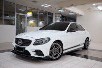 Mercedes-Benz C Class: 2019 Mercedes Benz C300 AMG Line PERFECT CONDITION tdp 278 JT (BE3F3874-54B9-497B-A275-F563B566773B.jpeg)