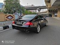 Mercedes-Benz: Mercedes Benz CLS350 A/T 2005 Super conditions (8.jpg)