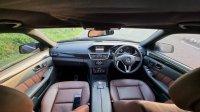 Mercedes-Benz E Class: Mercedes E250 Avantgarde 2013 Black on Brown Super conditions (6.jpg)