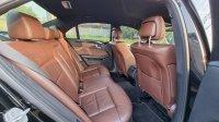 Mercedes-Benz E Class: Mercedes E250 Avantgarde 2013 Black on Brown Super conditions (7.jpg)