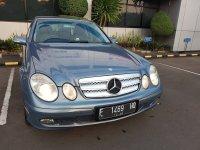 Jual Mercedes-Benz: mercy E200 kompressor Istimewa