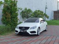 Mercedes-Benz: Mercy E200 coupe AMG tahun 2015