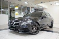 Mercedes-Benz E Class: 2015 Mercedes Benz E400 AMG 2014 Antik Terawat tdp 197jt (CNXK6936.JPG)