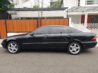 Jual Mercedes-Benz S Class: Mercedes benz S350 long 2003 perfect