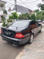 Mercedes-Benz S Class: Mercedes benz S350 long 2003 perfect (IMG-20210624-WA0031.jpg)