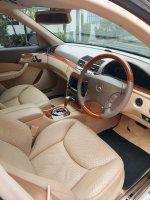 Mercedes-Benz S Class: Mercedes benz S350 long 2003 perfect (IMG-20210624-WA0035.jpg)