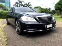 Jual Mercedes-Benz S Class: MERCY S300 AT HITAM 2008 GOOD CONDITION