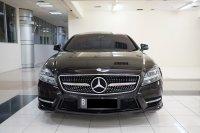 Jual Mercedes-Benz: 2013 Mercedes Benz CLS350 AMG CBU Sunroof Nik2012 Terawat tdp 160jt