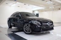 Mercedes-Benz C Class: 2019 Mercedes Benz C300 AMG Line AT LIKE NEW, FREE GARANSI tdp 224jt (JQAR7652.JPG)