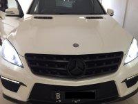 Mercedes-Benz ML Class: dijual Mercedes benz seri ML 63 AMG limited edition thn 2013 tgn 1