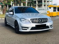 Mercedes-Benz C Class: MERCY C250 ADVANGARD SILVER 2012 (WhatsApp Image 2021-09-14 at 10.02.30.jpeg)