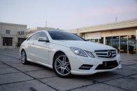 Jual Mercedes-Benz E Class: 2012 Mercedes Benz E250 COUPE AMG Antik Istimewa tdp 160jt