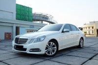 Mercedes-Benz E Class: 2012 Mercedes Benz E250 Avantgarde KM low Antik tdp 105jt (QXDD3555.JPG)