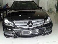 Jual Mercedes-Benz C Class: Mercedes Benz C 200 AVA