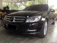 Jual Mercedes-Benz C Class: Mercy C300 avantgarde W204 2010