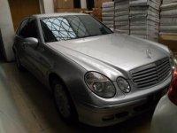 Jual Mercedes-Benz E Class: Mercedez-Benz E280 7G-Tronic Elegance