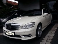 Jual Mercedes-Benz S Class: Mercedes benz S350 Full AMG low km