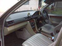 Mercedes-Benz 300E: mercedes tahun 1992 E-300 (IMG00018.jpg)