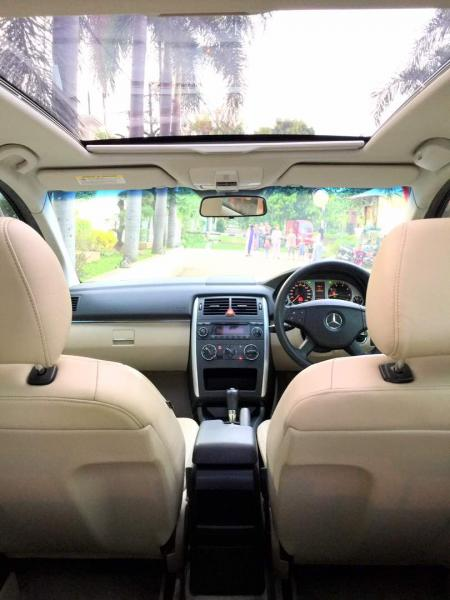 B Class Mercedez Benz B Clss B170 Panoramic Roof