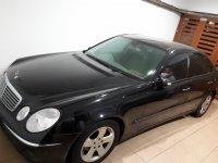 Mercedes-Benz: Jual Mercy E240 Avantgarde Kondisi Istimewa LOW KM