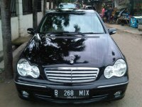 Jual Mercedes-Benz C Class: Mercedes Benz C240 Elegance Automatic Th.2006