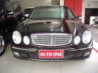 Mercedes-Benz E Class: Mercedes Benz E260 Elegance (IMGP2569.JPG)
