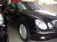 Mercedes-Benz E Class: Mercedes Benz E260 Elegance (IMGP2570.JPG)