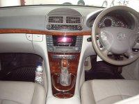 Mercedes-Benz E Class: Mercedes Benz E260 Elegance (IMGP2574.JPG)