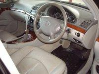 Mercedes-Benz E Class: Mercedes Benz E260 Elegance (IMGP2575.JPG)